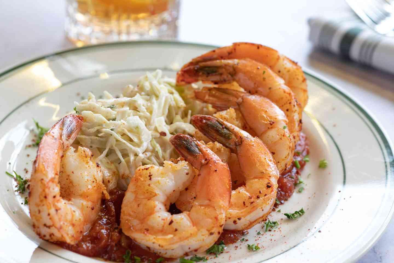 Shrimp Marseille