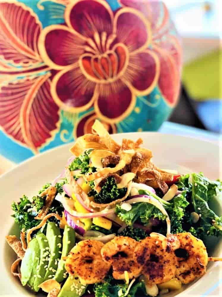 Koko's Kale Salad