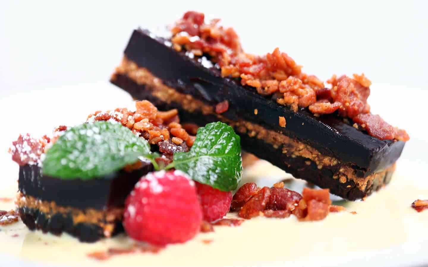 Spotted Trotter Bacon Chocolate Bar
