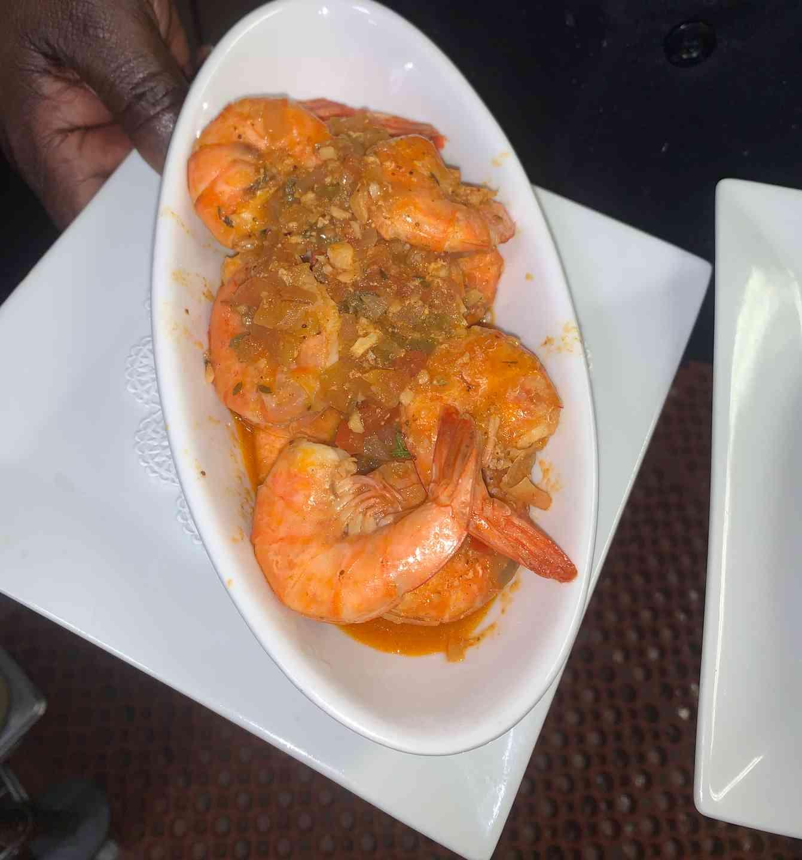 Hot Peel and Eat Shrimp