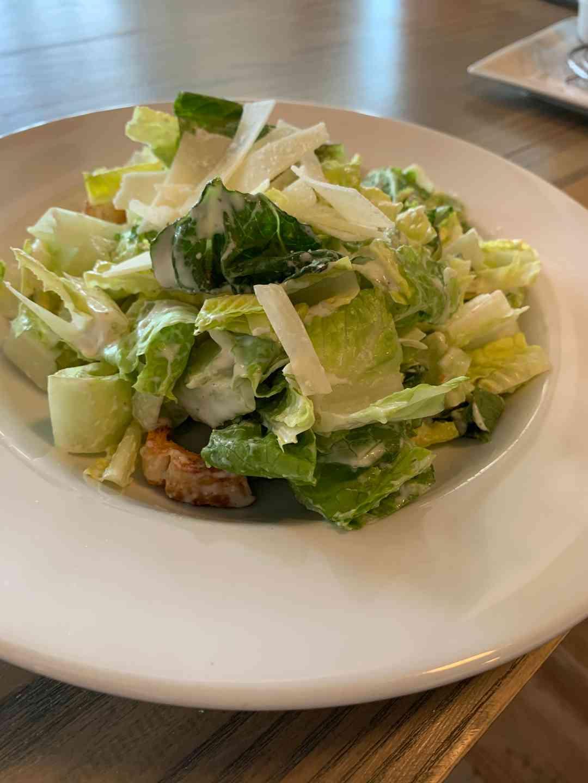 Caesar Entree Salad