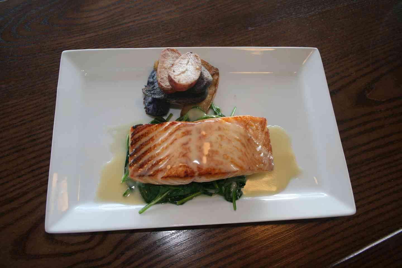 Chef Dave's Salmon