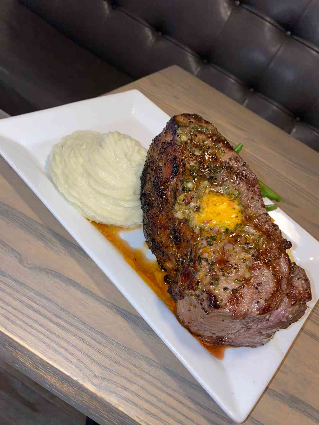 Awful Awful Steak