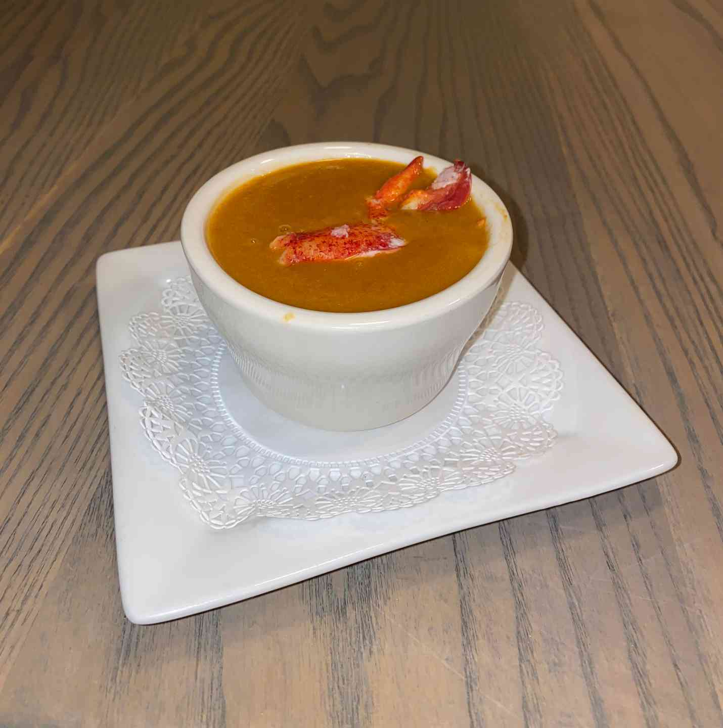 Riley's Lobster Bisque