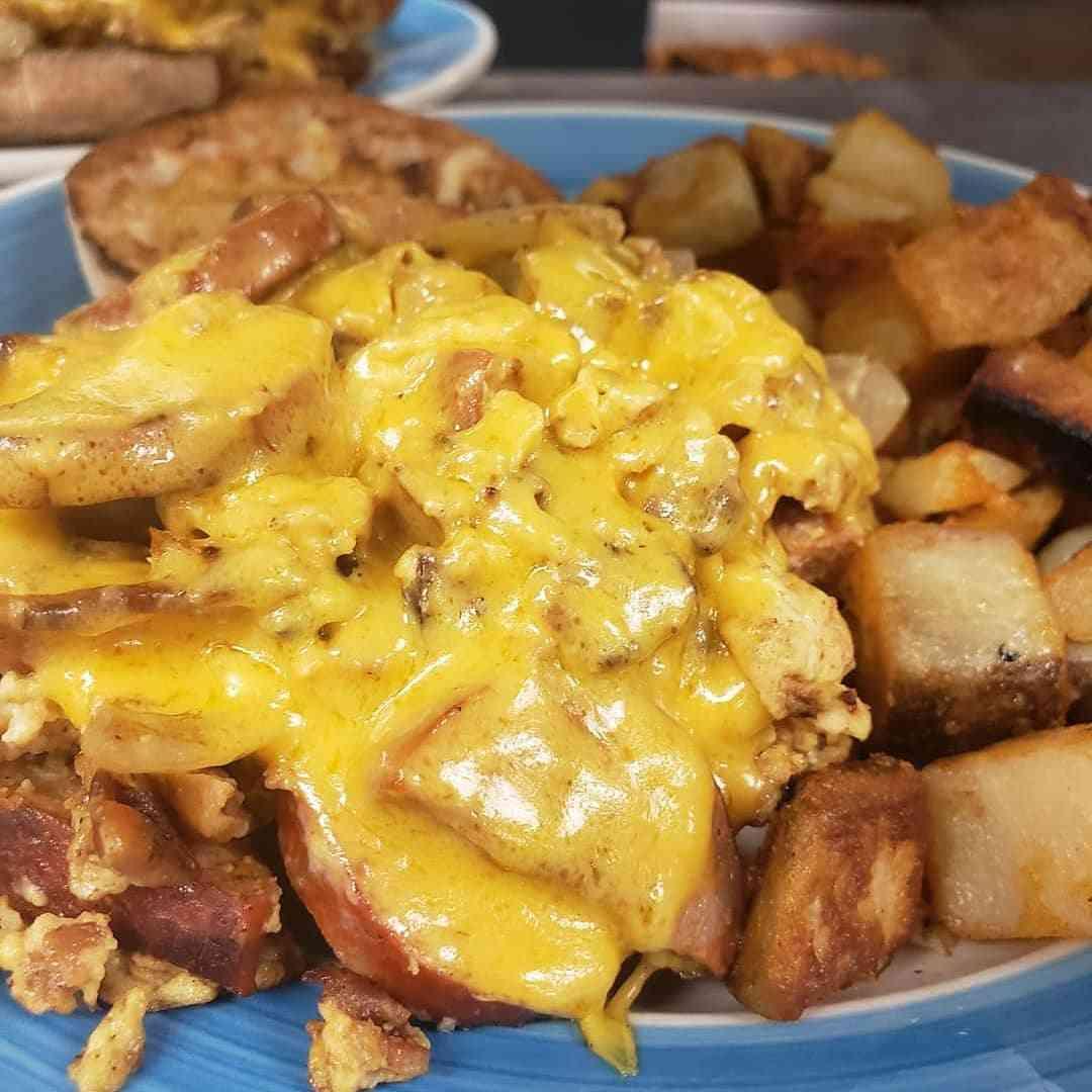 AG Breakfast Sandwich