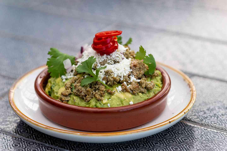 Teocalli Guacamole