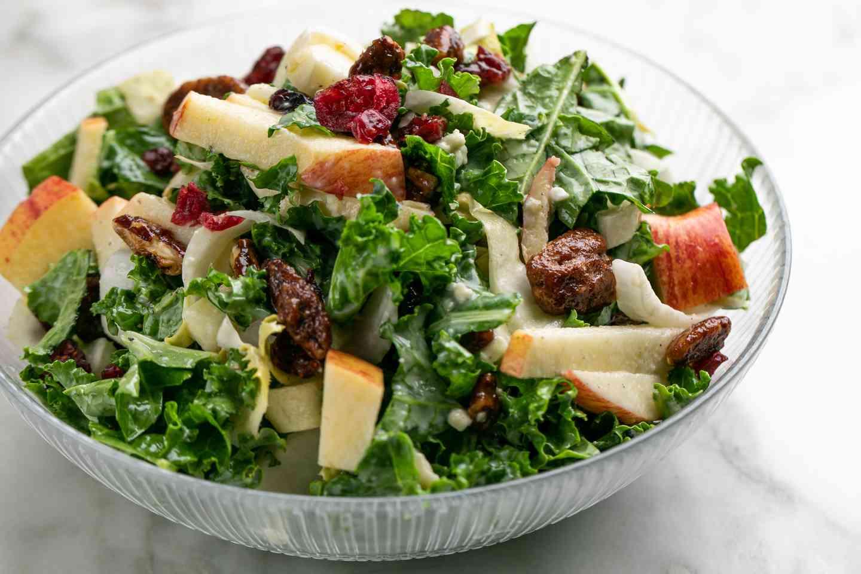 Kale & Endive (Vegan Optional)