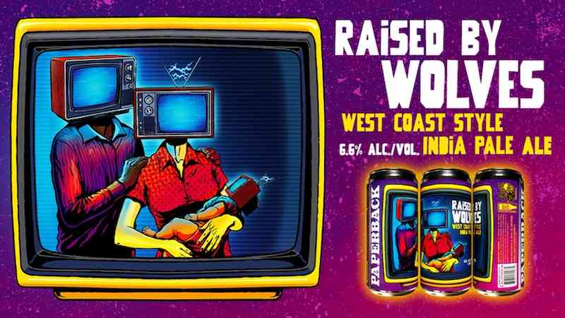 Raised by Wolves 'West Coast IPA'
