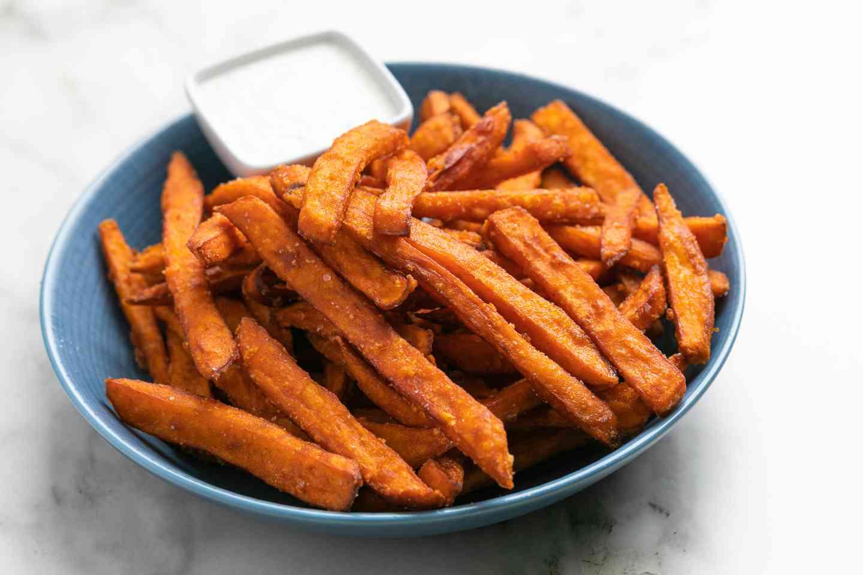 Mr. O's Sweet Potato Fries