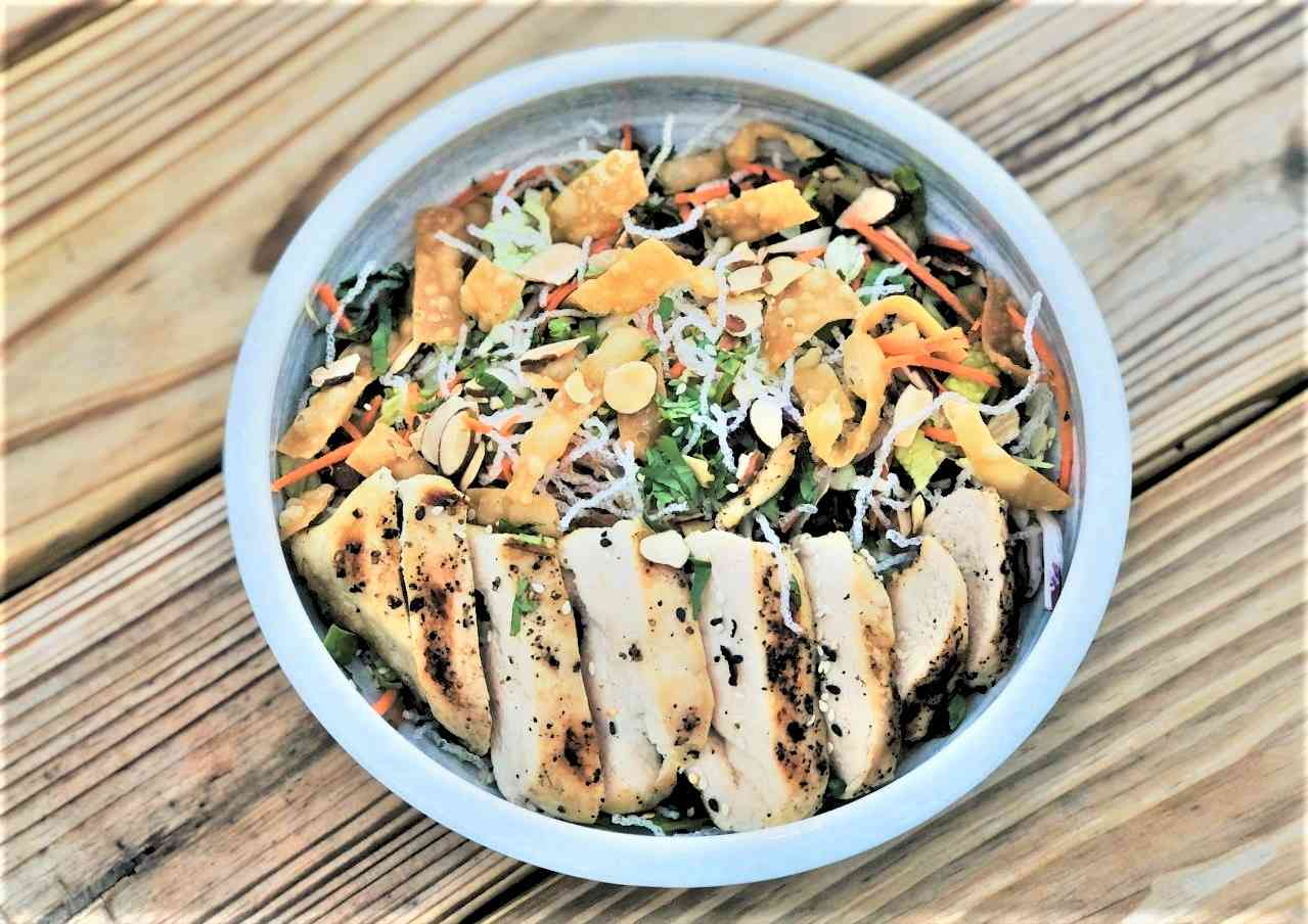 Take a Bao's Chinese Chicken Salad