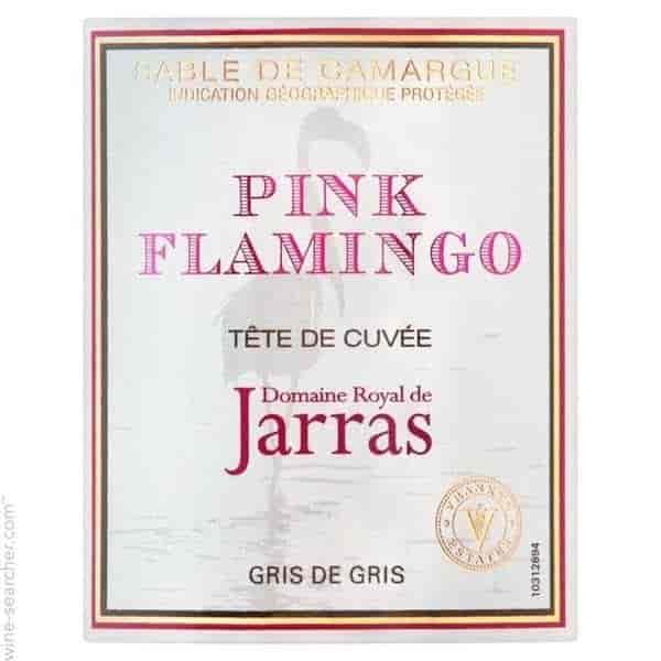 Rose, Domaine Royale de Jarras