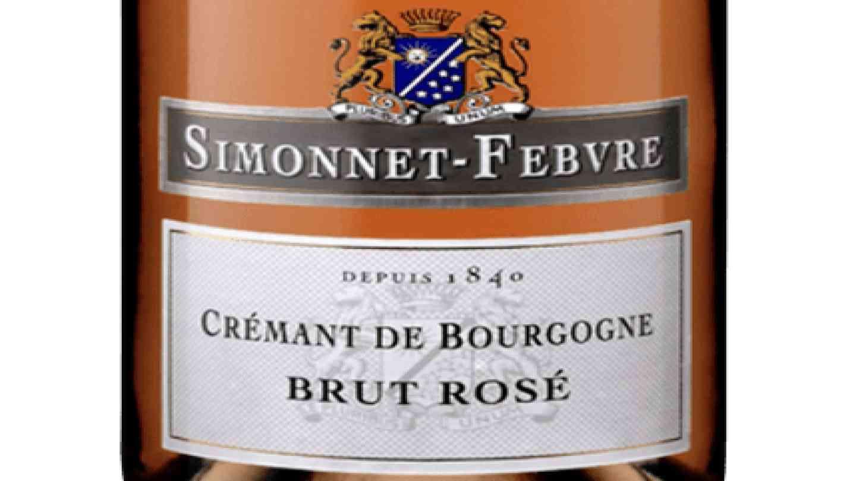 Cremant Rose, Simonnet-Febrve