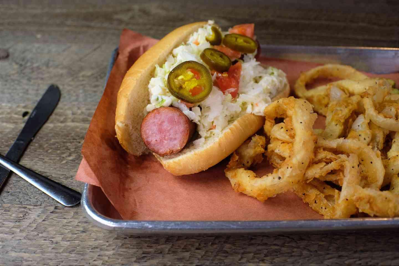 Sausage Link Sandwich