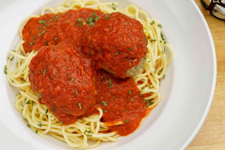 Polpette (Meatballs)