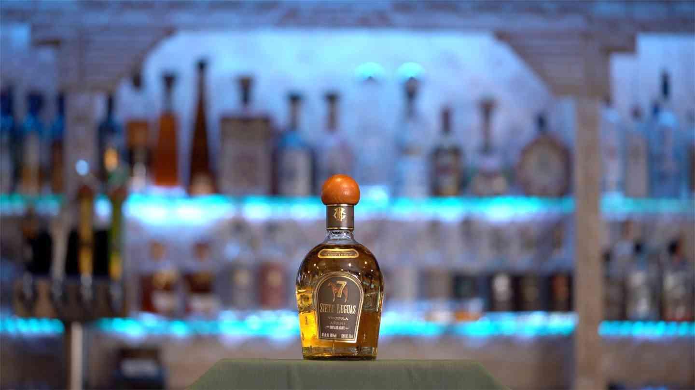Tequila Siete Leguas Anejo