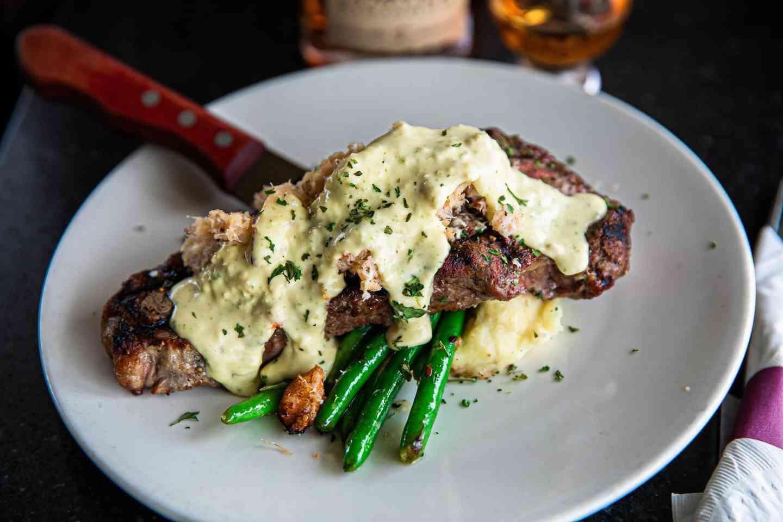 Steak Oscar