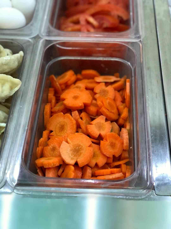 1. Carrots