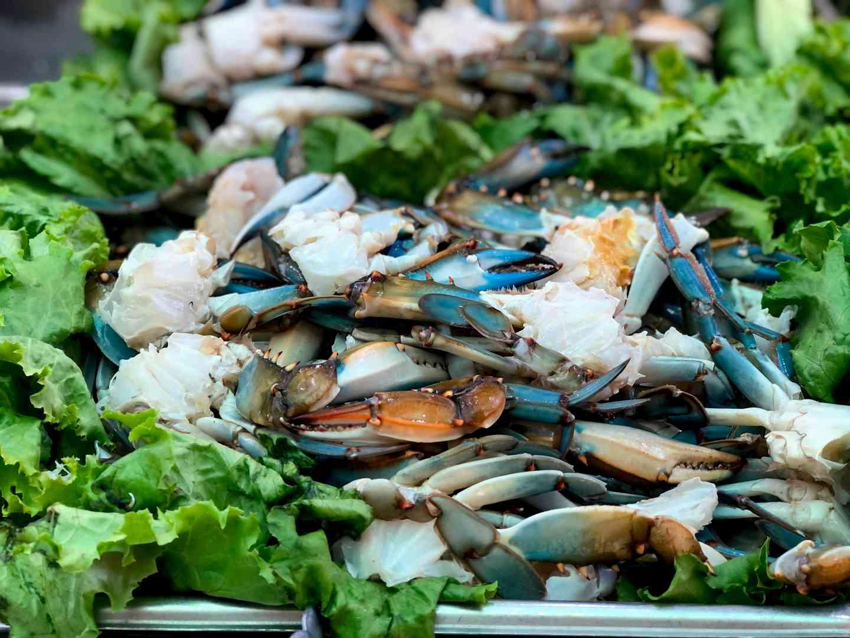 6. Blue Crab