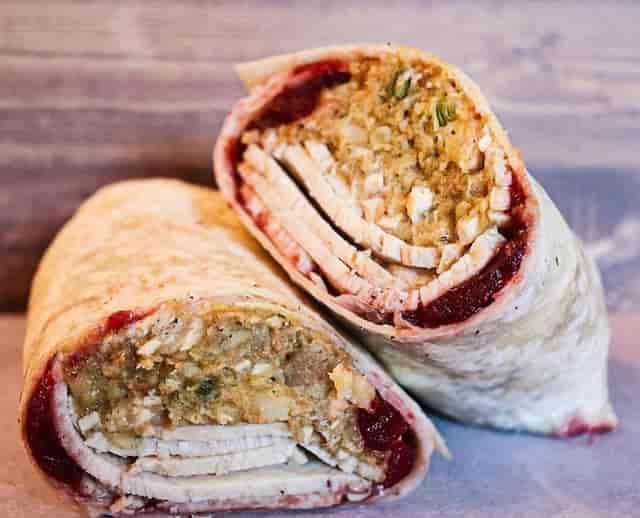 Thanksgiving Wrap
