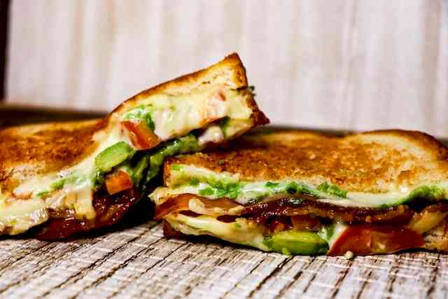 California Grilled Chees