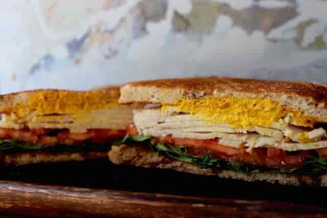 Turkey or Ham Sandwich