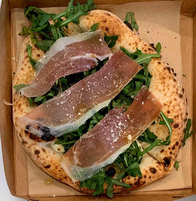 Prosciutto e' Rucola Pizzette