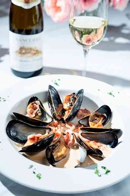 Mussels Mamou