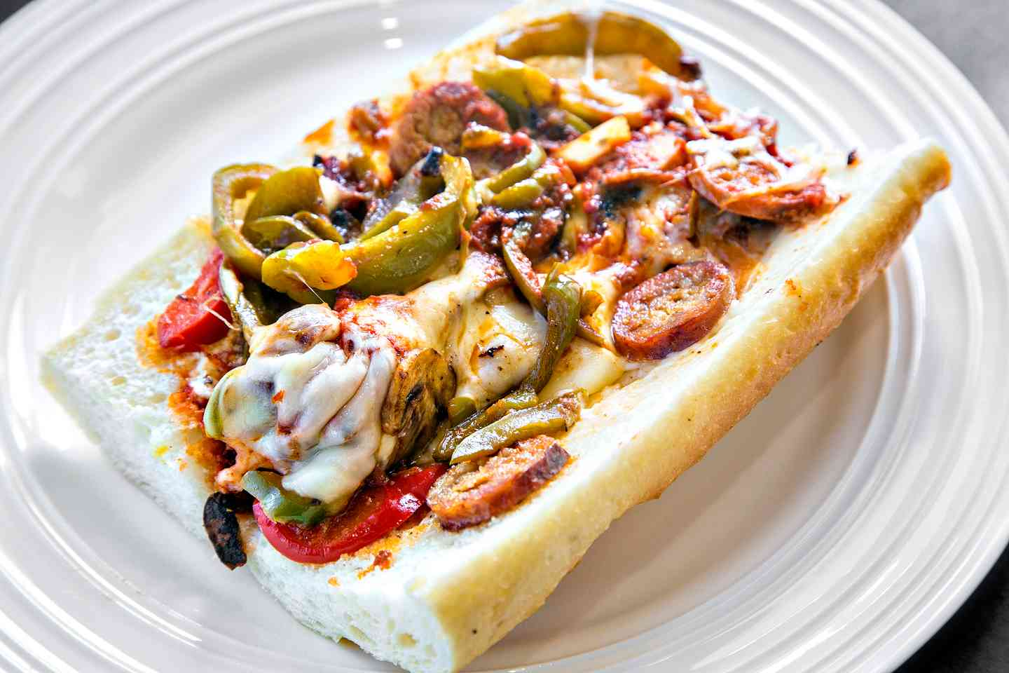 ITALIAN SAUSAGE PHILLY