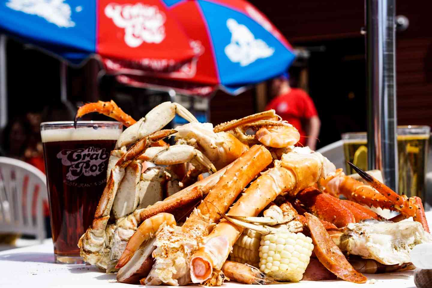 """The Royal Crab Feast"""
