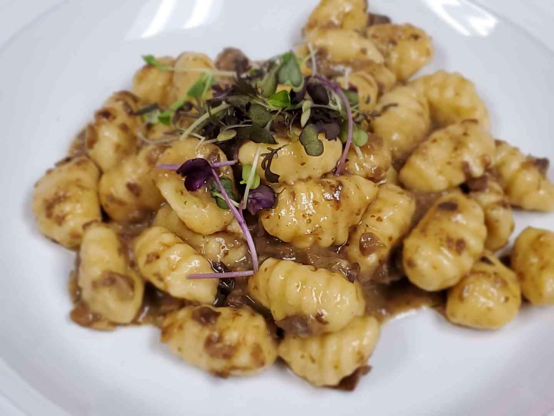 Gnocchi Mushroom