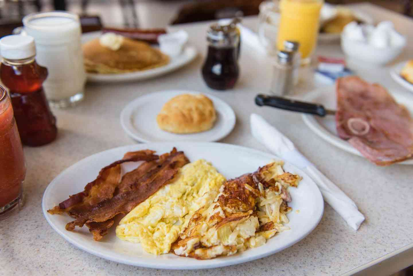 Southern Boy Breakfast Specials