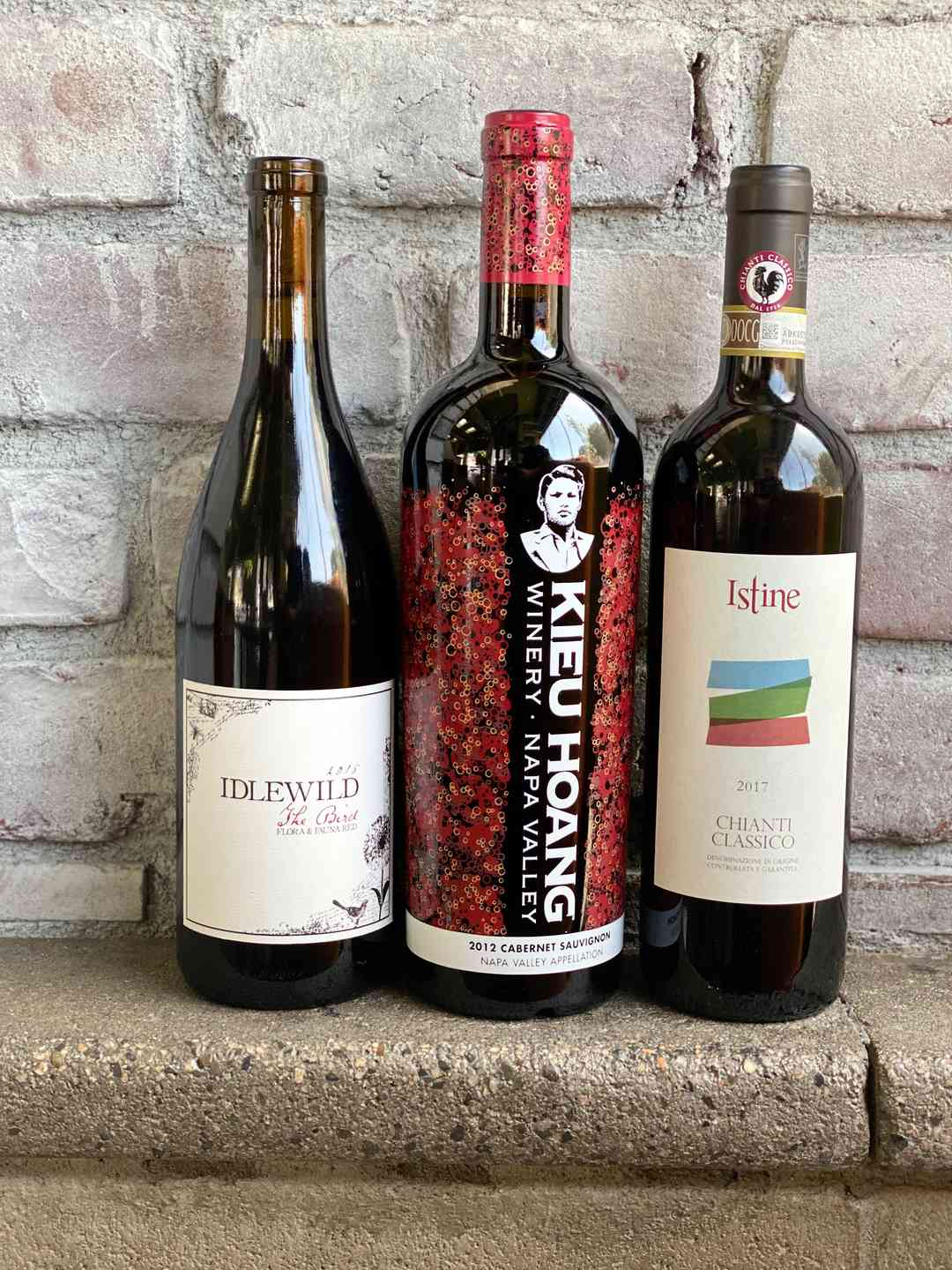 Mystery Wine Selections - 3 Bottles