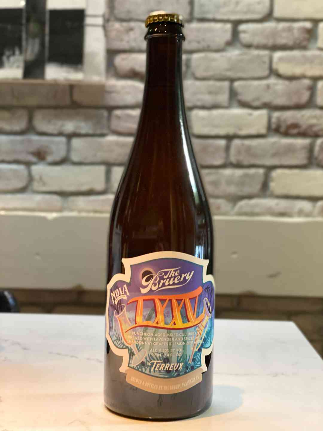 LXXV by The Bruery