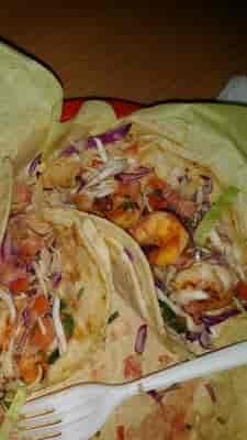 Shrimp or Fish Taco
