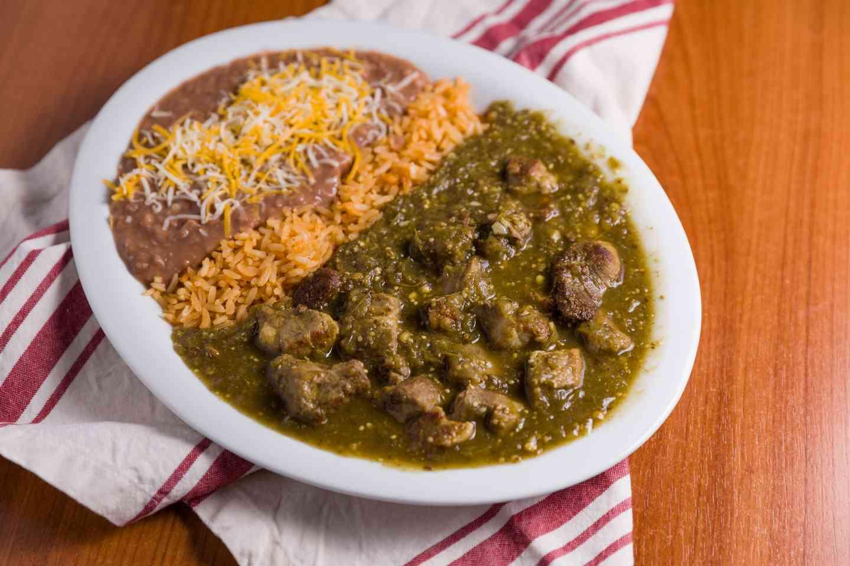 Chile Verde Pork