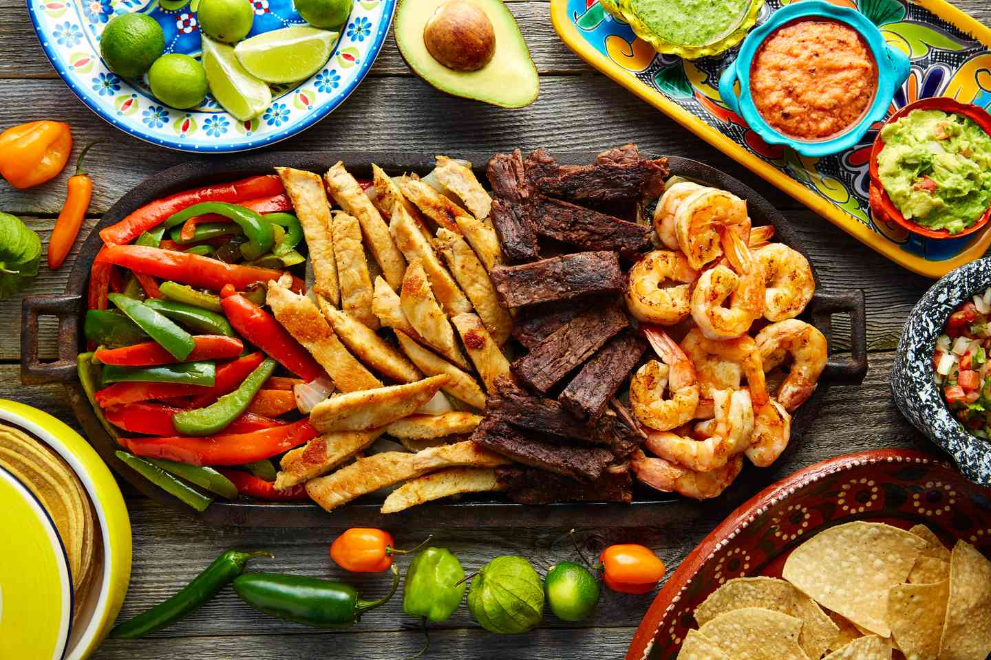 Fajita Fiesta Bundle (for 20 people)