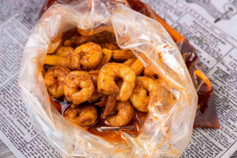 Naked Shrimp