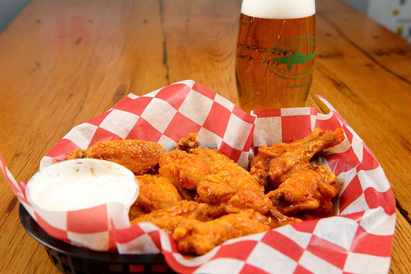 Famous Wings