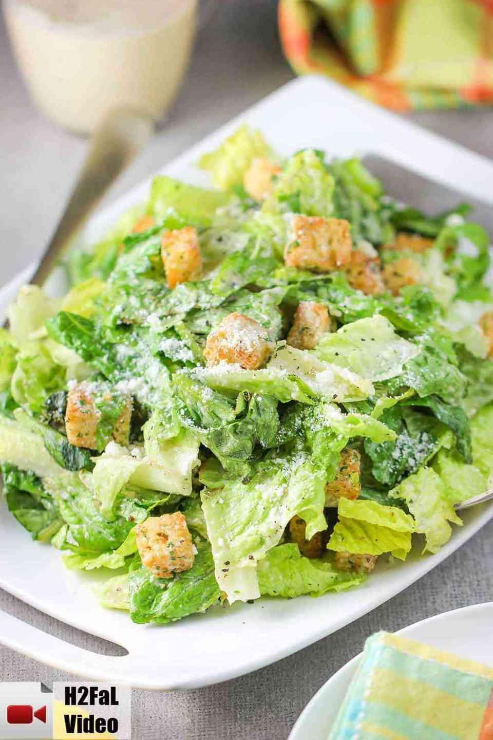 Side Caeser Salad