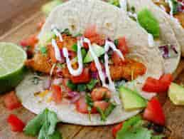 Hand Battered Fish Taco