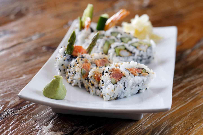 Happy Hour Sushi Specials
