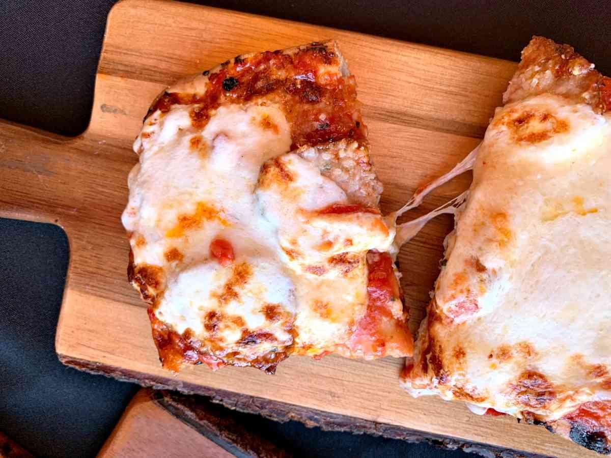 Siclian Style Pizza