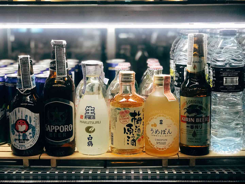 japanese liquor