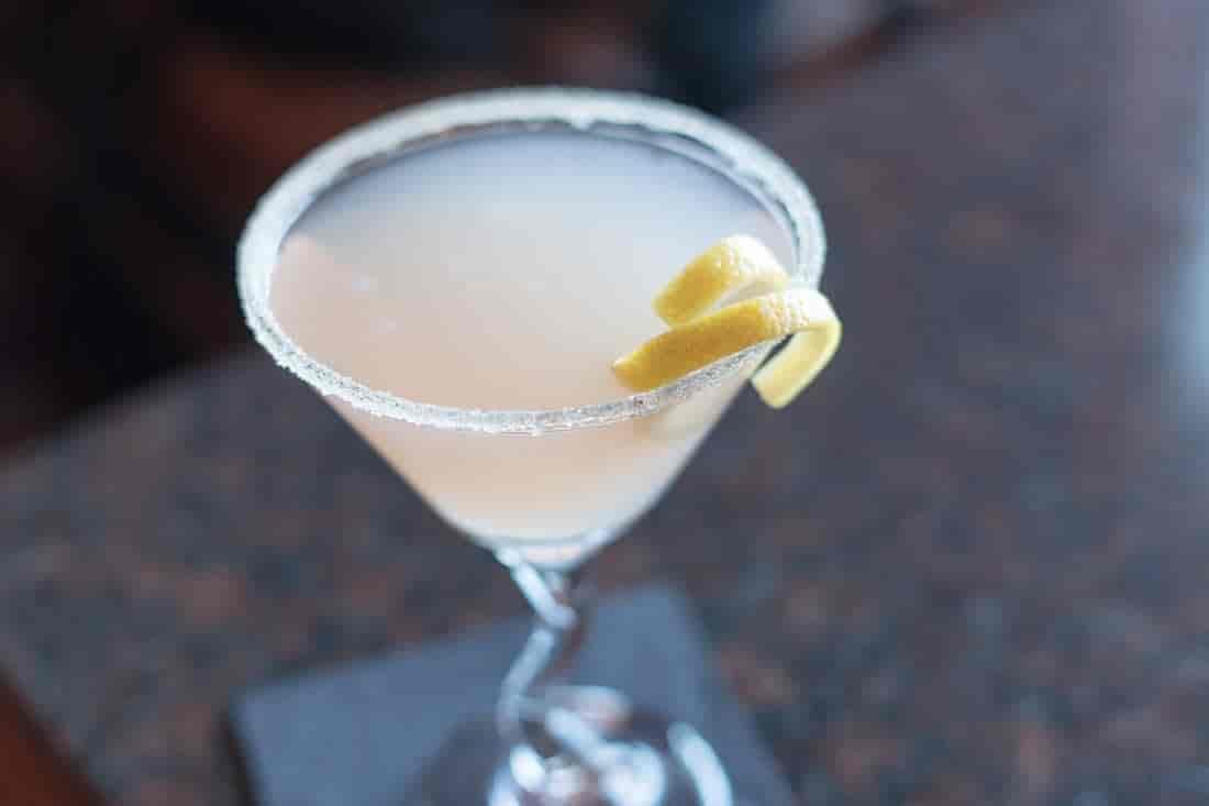 The Big Chill Martini