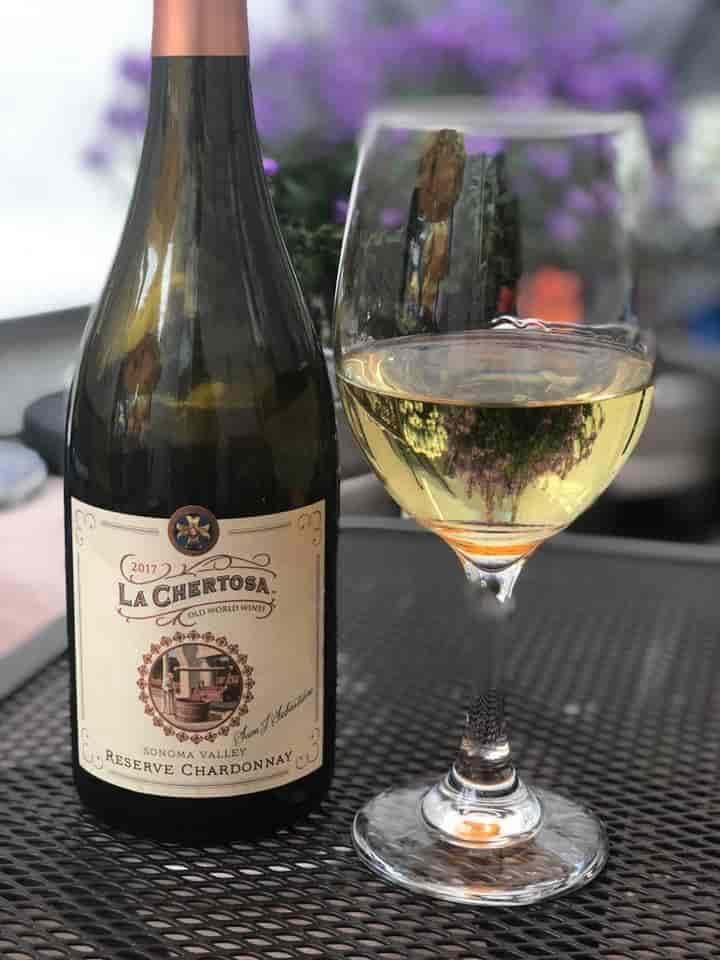 La Chertosa 2017 Chardonnay