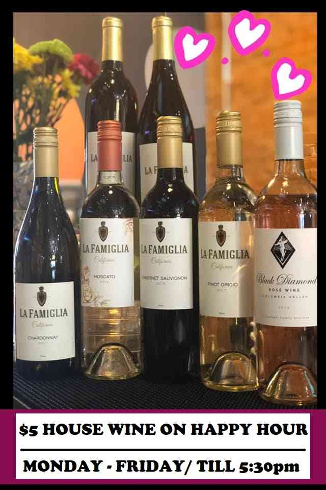 Tap & Tavern House Wine