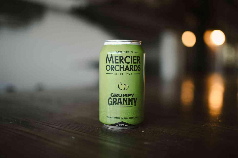 Mercier Orchards-Grumpy Granny Cider