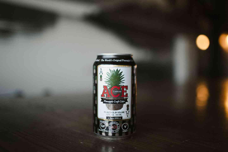 Ace-Pineapple Cider
