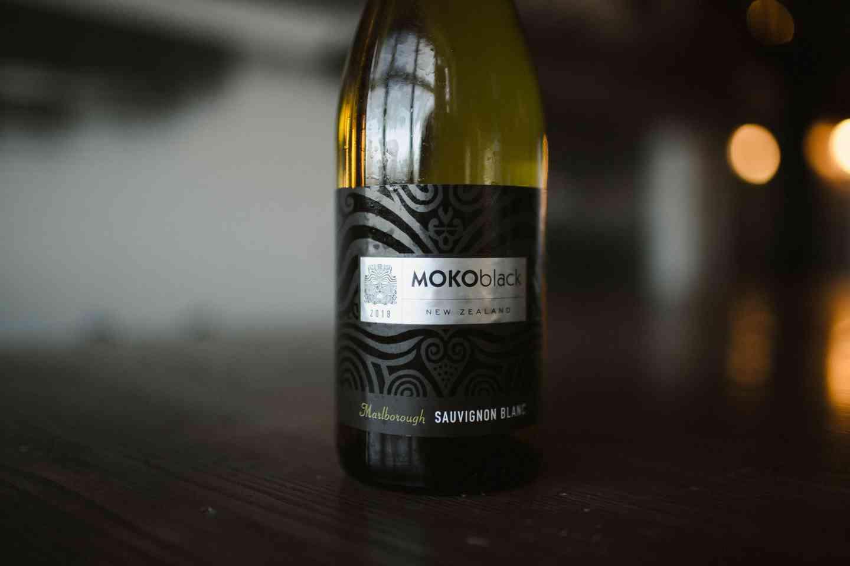 Moko Black Sauvignon Blanc