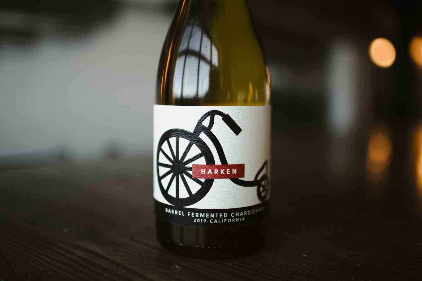 Harken Barrel Fermented Chardonnay (California)